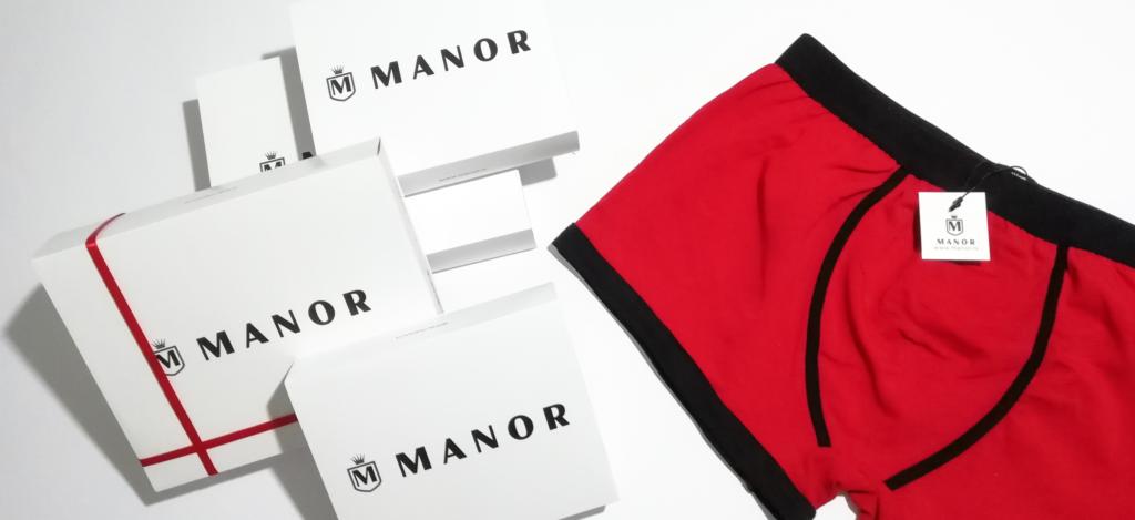 Dan zaljubljenih Manor underwear