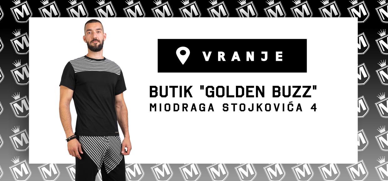 Manor underwear Golden Buzz Vranje