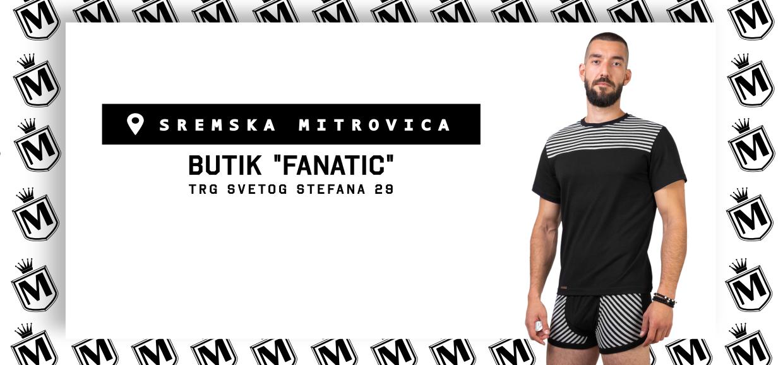 Manor underwear Fanatic Sremska Mitrovica