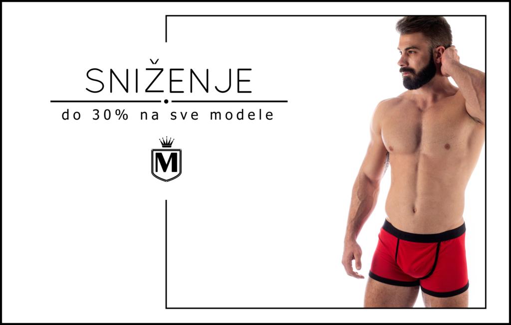 Manor underwear Sezonsko Snizenje