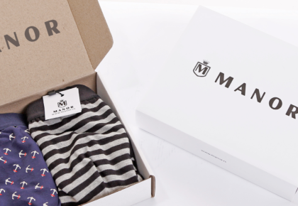 Manor underwear Gift Box
