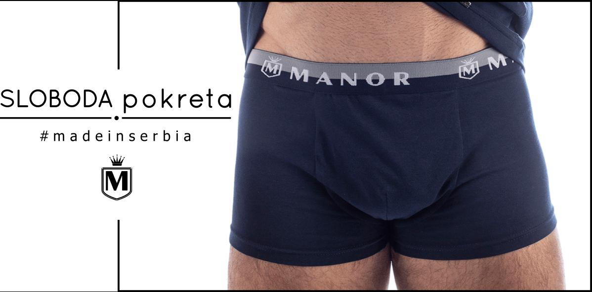 Manor underwear lastis