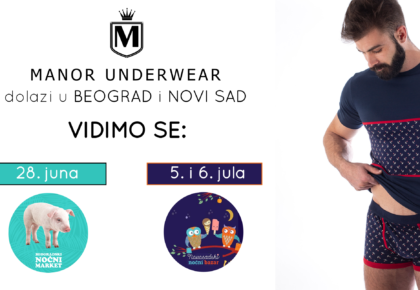 Mannor underwear Noćni market