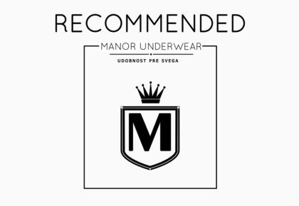 Manor underwear Preporuke