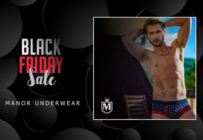 Manor underwear muški slip - Black friday Blog