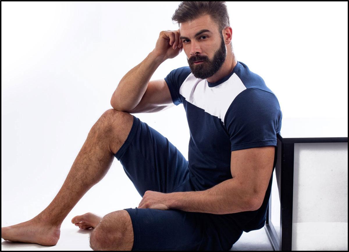 Manor underwear majica bermude Loungewear
