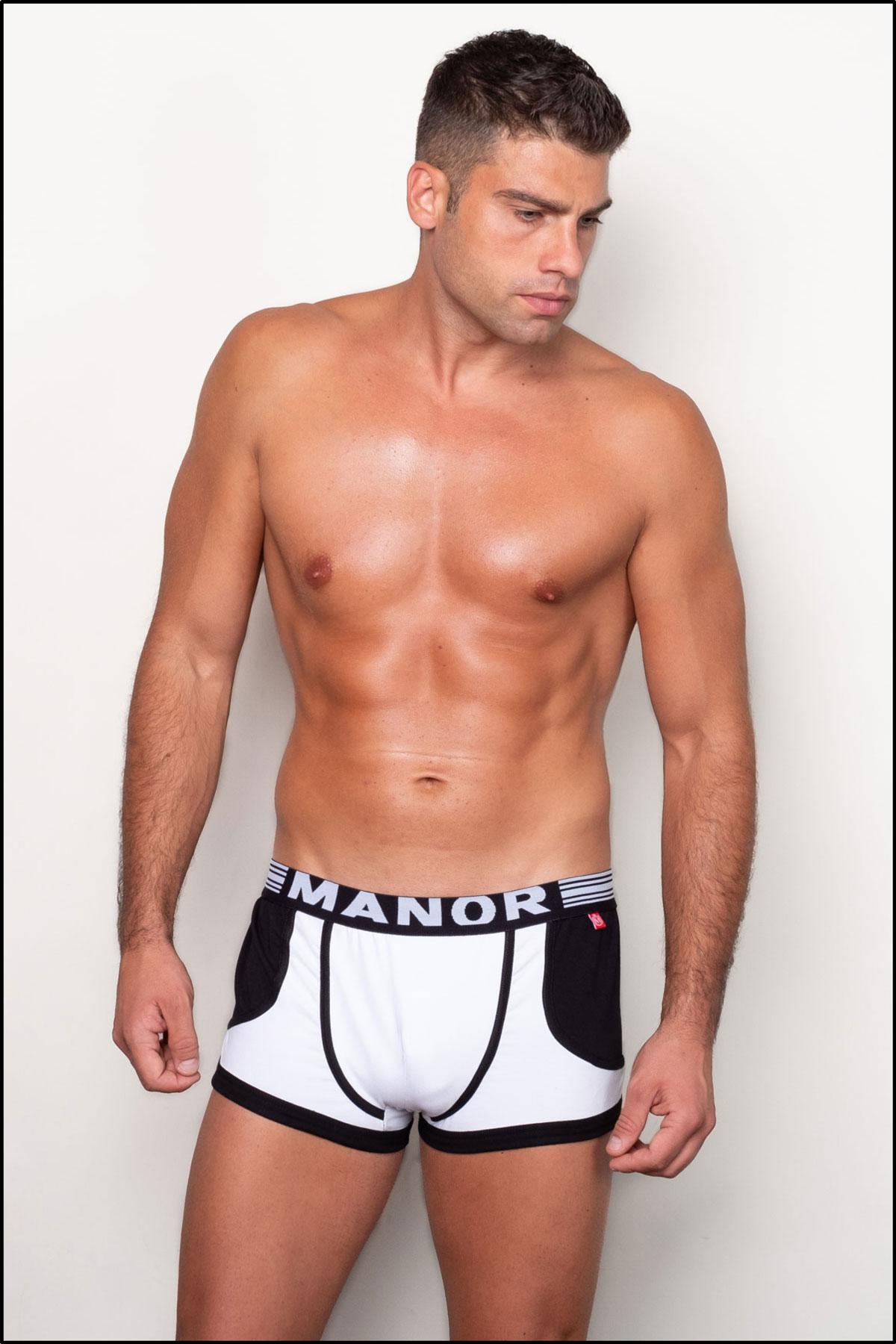 Manor underwear muške bokserice Underwear