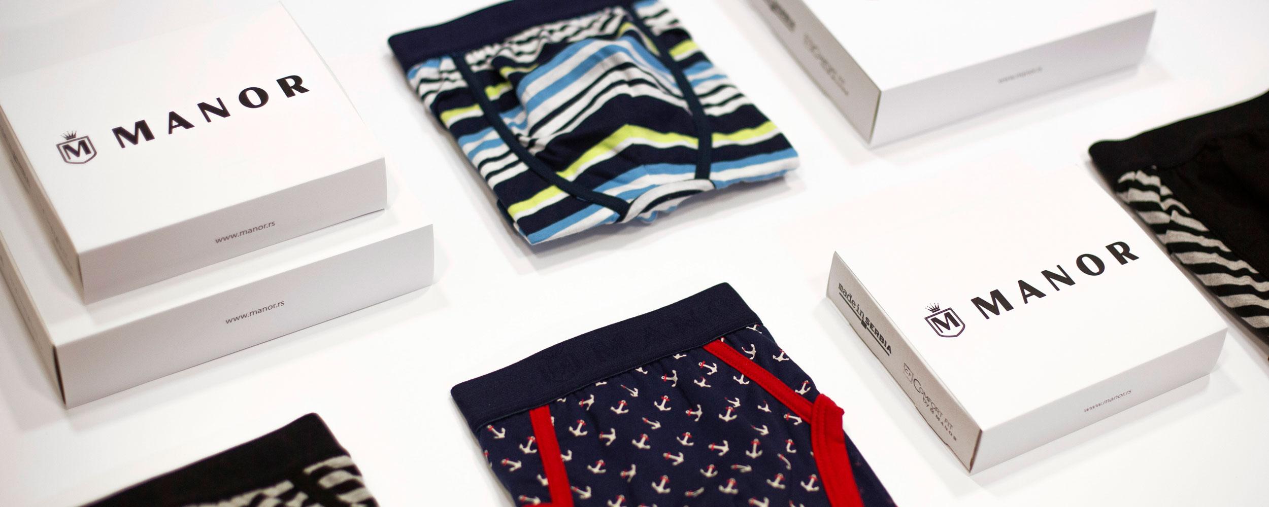 Manor underwear Online shop