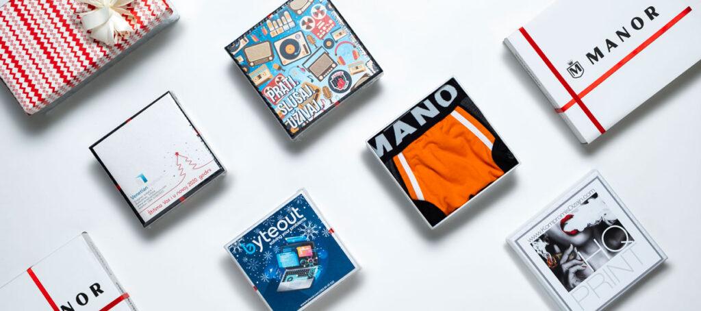 Manor underwear Korporativni poklon bokserice