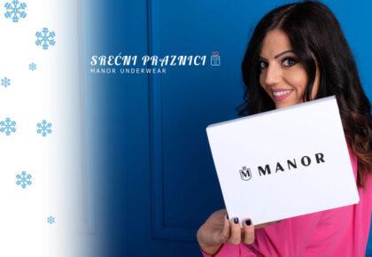 Manor underwear muški donji veš - Nova godina