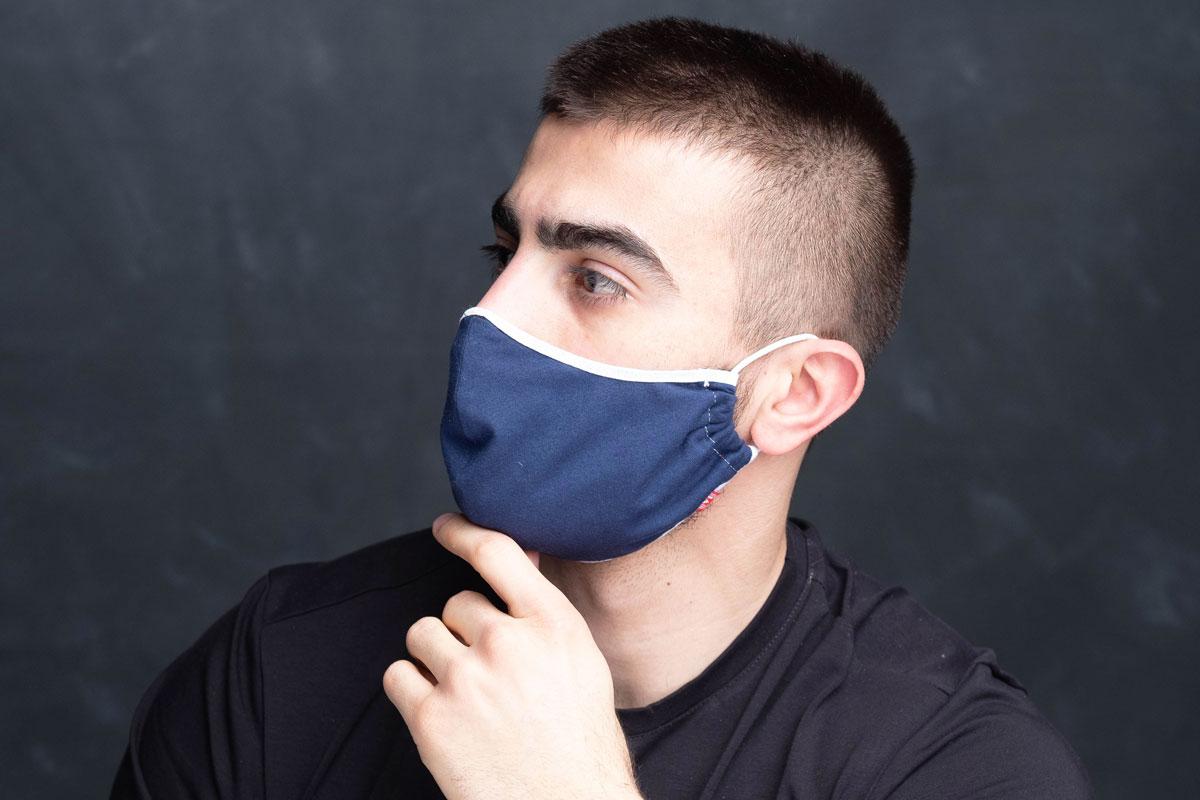 Manor underwear Twilight blue maska