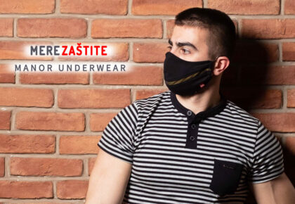 Manor underwear mere zaštite Kovid 19