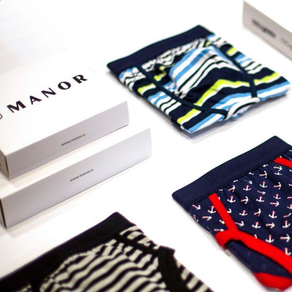 Manor underwear Ekskluzivno pakovanje 03