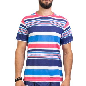 Manor underwear Summer stripes majica 02