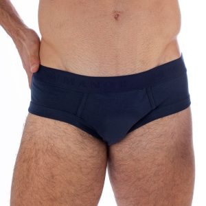 Manor underwear tamno plavi slip 01