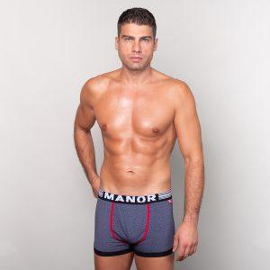 Manor underwear Cubes VS Dots muške bokserice sa dezenom