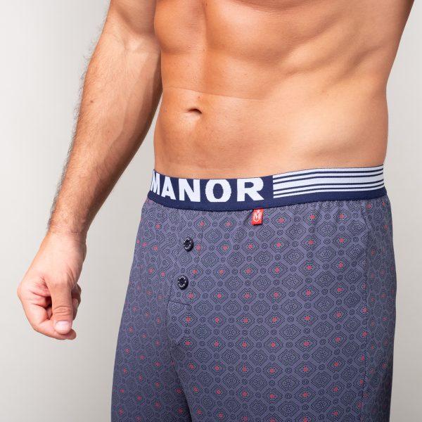 Manor underwear Cubes VS Dots pidžama 02