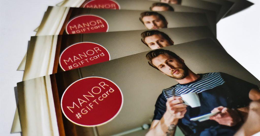 Manor underwear Giftcard