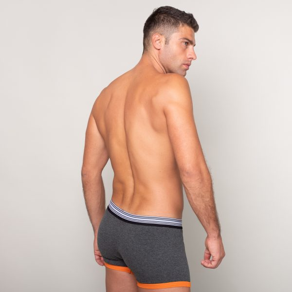 Manor underwear Orange movement sive bokserice 03