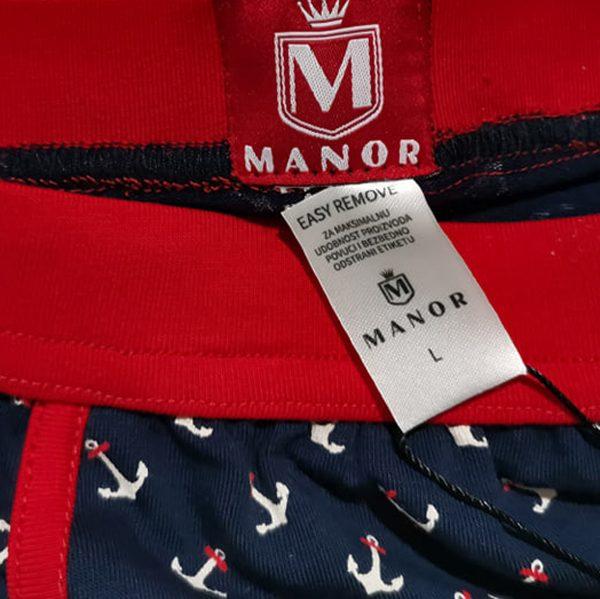 Manor underwear REDesigned Anchor plave bokserice 04