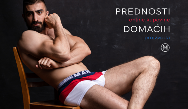 Manor underwear bokserice Prednosti internet kupovine domacih proizvoda