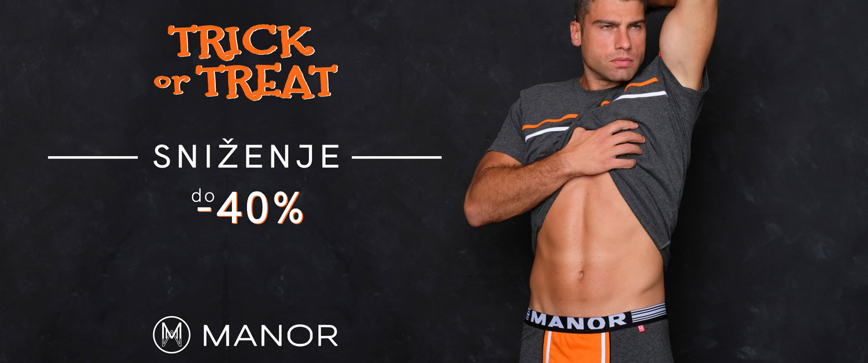 Manor underwear Trick or Treat Snizenje