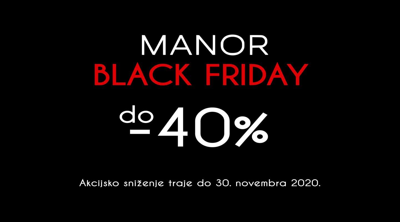 Black friday sniženje 2020 Manor underwear