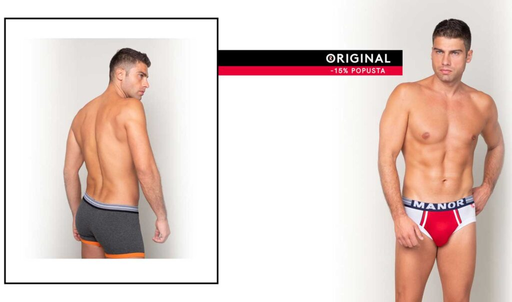 Manor underwear i Original magazin popust