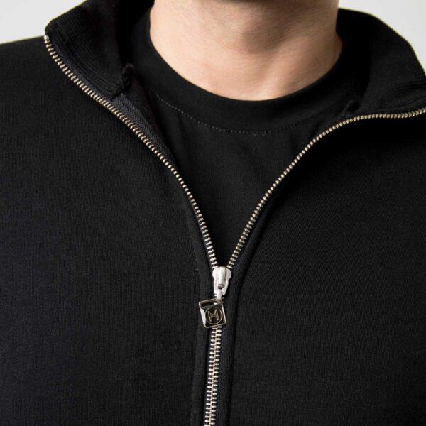 Manor underwear Premium crna muška duskerica 10