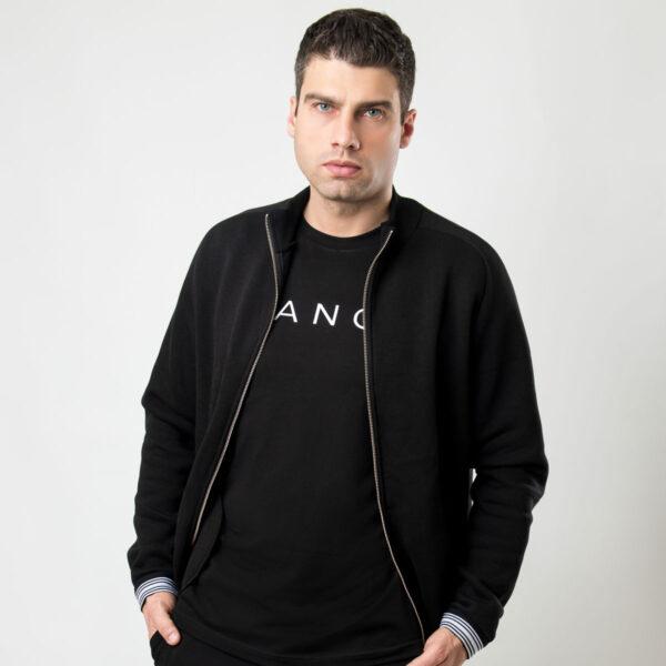 Manor underwear Premium crna muška duskerica 3