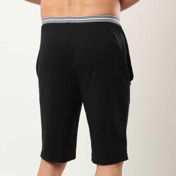 Manor underwear crne muške bermude 3