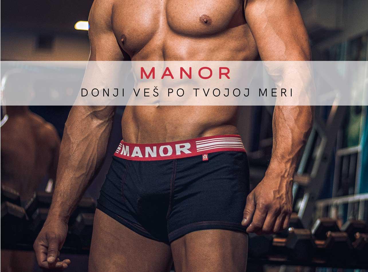 Manor underwear crno crvene bokserice po tvojoj meri mobile
