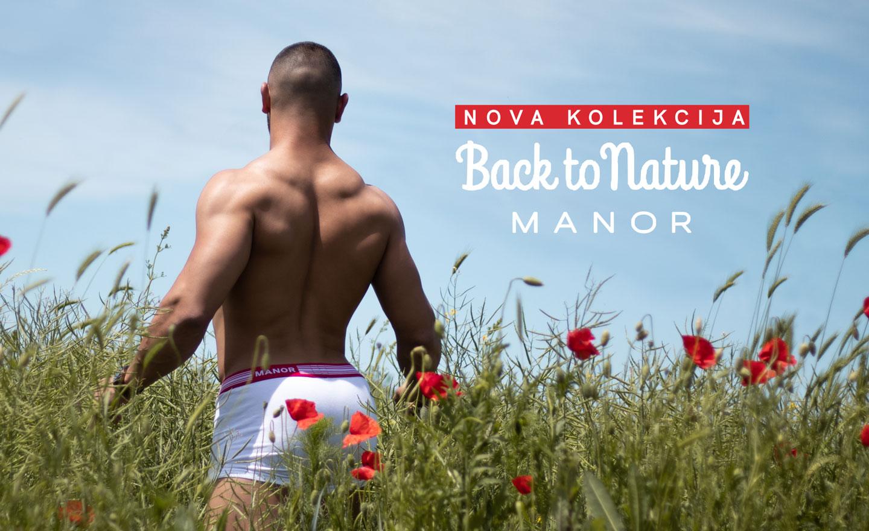 Back to nature donji veš od mekanih i prirodnih materijala Manor underwear