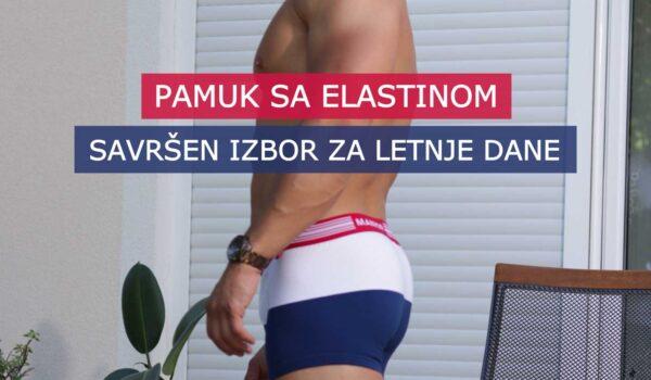 Pamuk sa elastinom Manor underwear donji veš