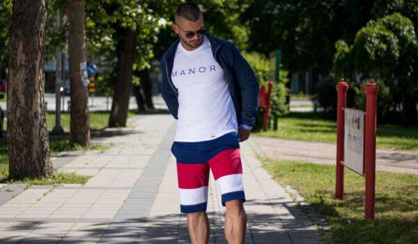 Sportski casual stil Manor underwear 1